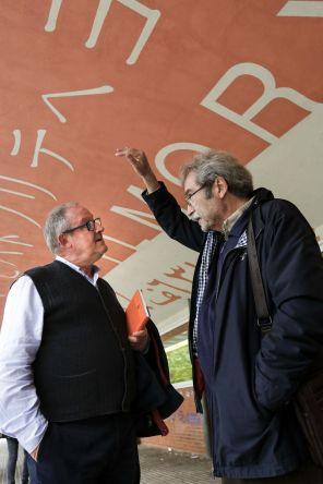 Joan Martori i Jaume Cabré