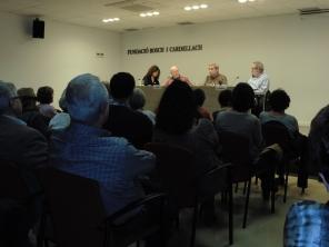 Acte Jaume Cabré. P1030419